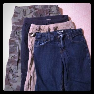 4-Pack‼️Boy's Pants (14-16)